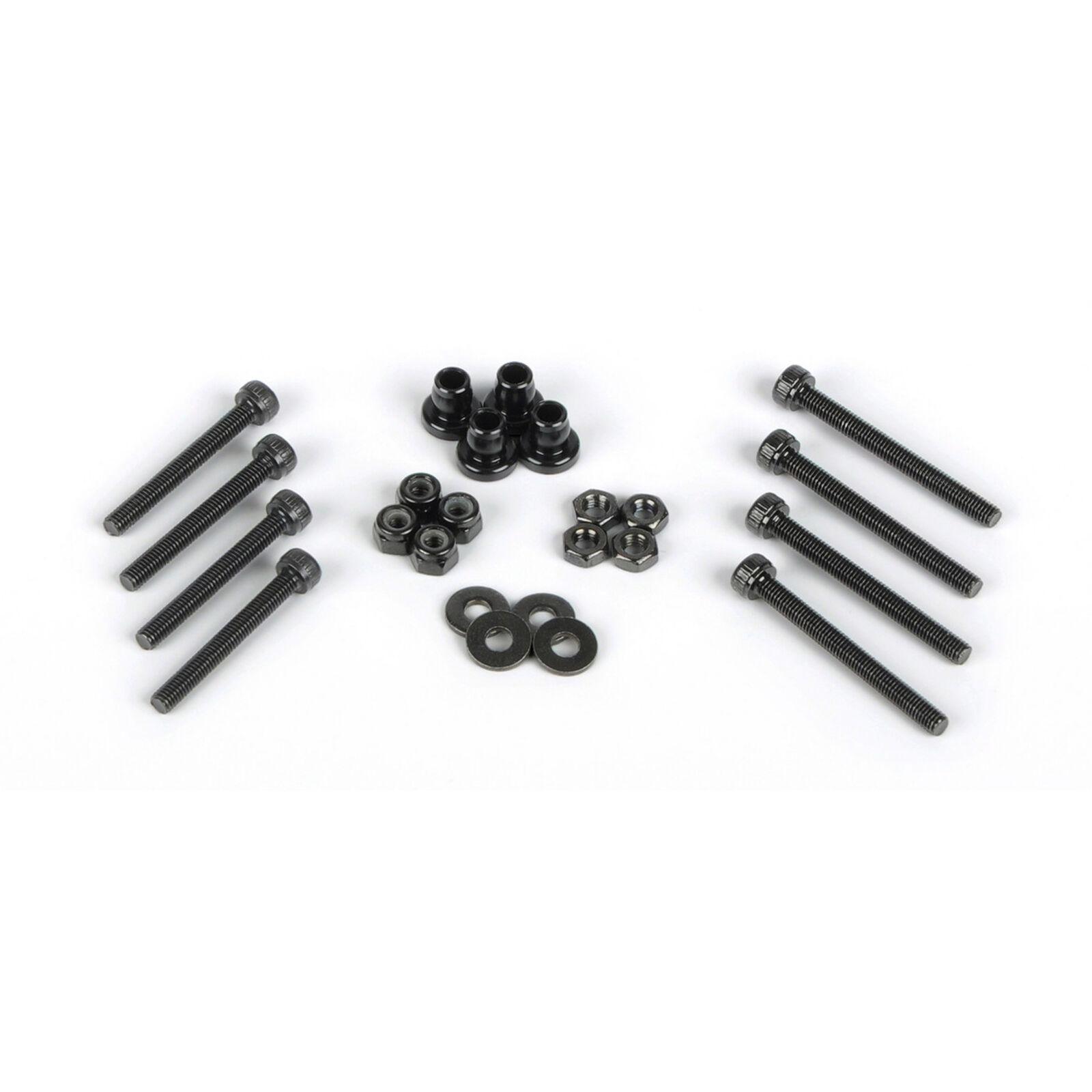 1/10 PowerStroke Universal Shock Mounting Kit: Short Course
