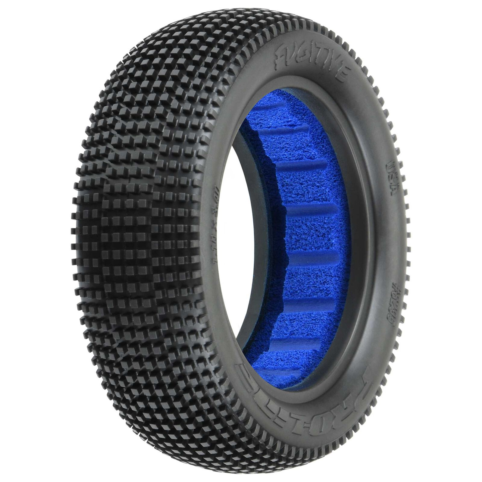 """Fugitive 2.2"""" 2WD M4 Buggy Front Tires (2)"""