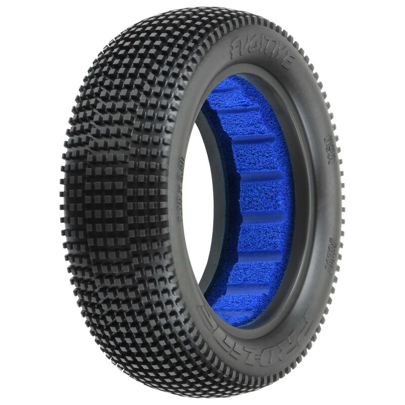 """Fugitive 2.2"""" 2WD S3 Buggy Front Tires (2)"""