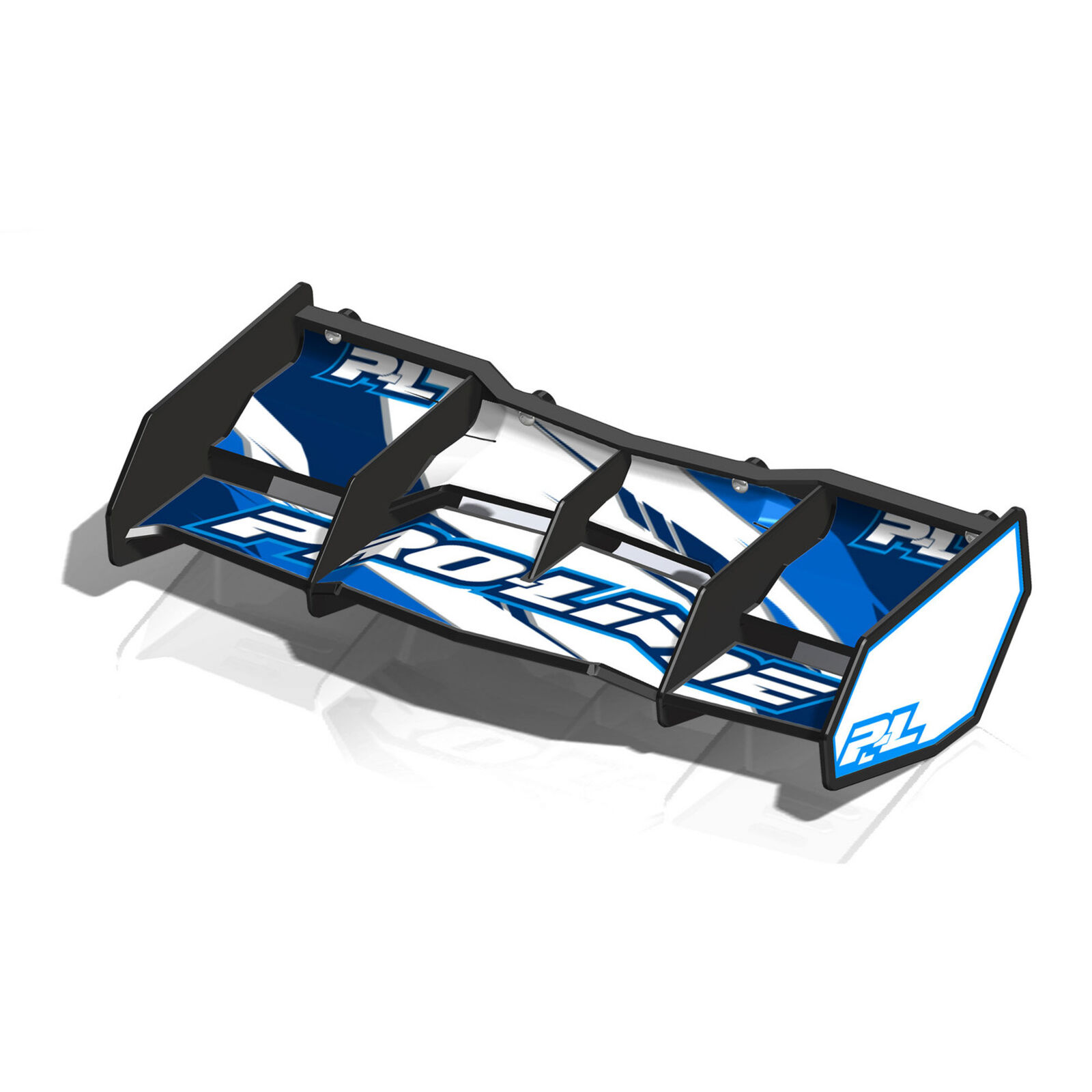 1/8 Trifecta Rear Buggy or Truggy Wing (1) Black