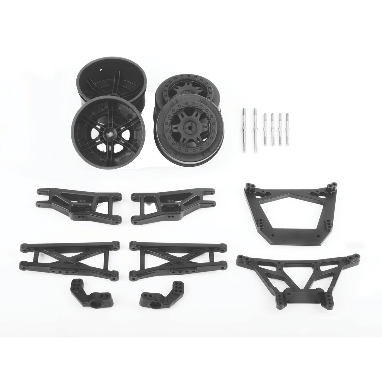 1/10 ProTrac Suspension Kit: Slash 2wd