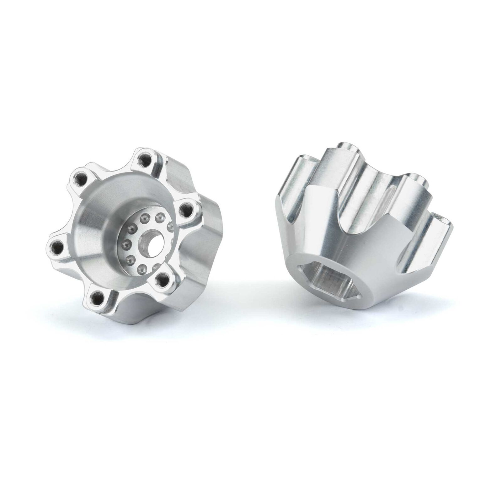 1/10 6x30 to 12mm Aluminum Hex Adapters (Wide)