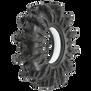 "1/10 Interco Black Mamba Front/Rear 2.6"" Mud Truck Tires (2)"