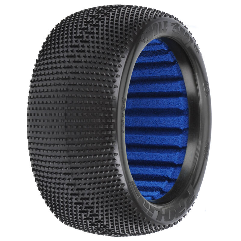 """1/8 Hole Shot S3 Front/Rear 4.0"""" Off-Road Truggy Tires (2)"""