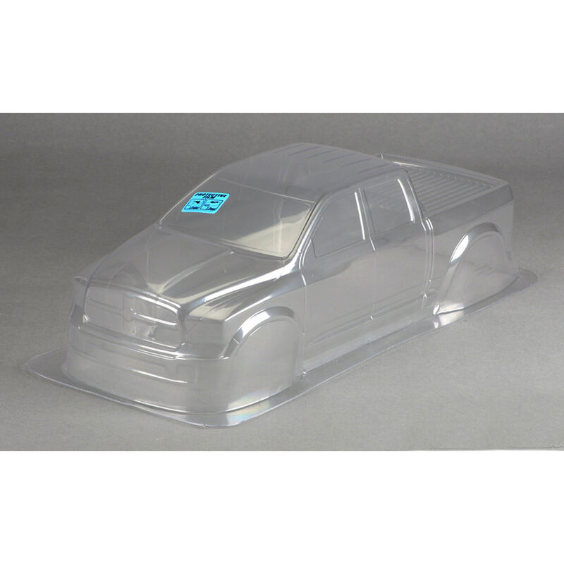 Clear Body, RAM 1500: 1/10 T-MAXX 3.3, REVO 3.3