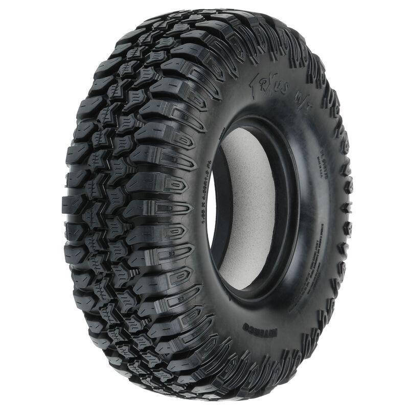 "1/10 Interco TrXus M/T G8 Front/Rear 1.9"" Rock Crawling Tires (2)"