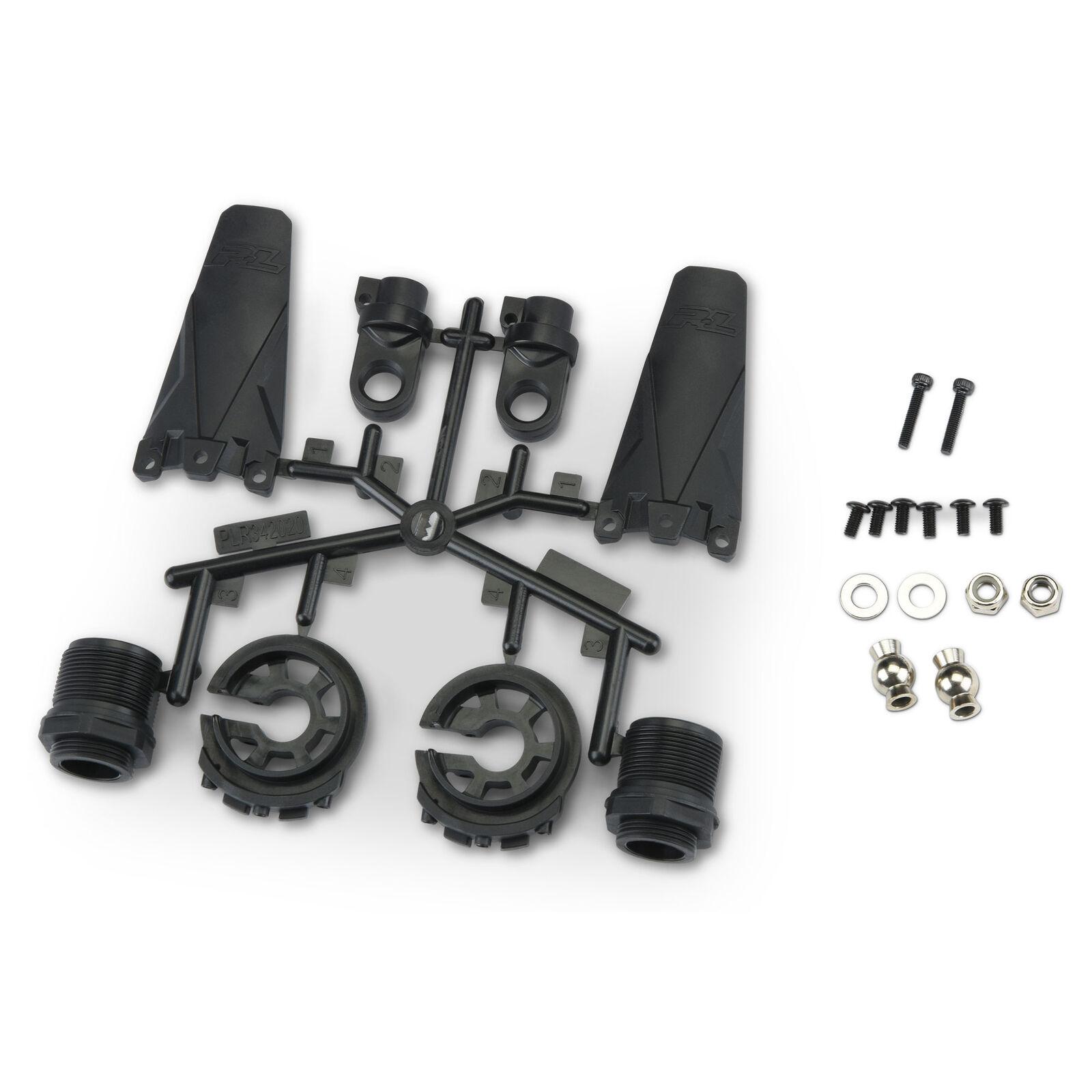 1/5 PowerStroke HD Plastics & Hardware Replacement