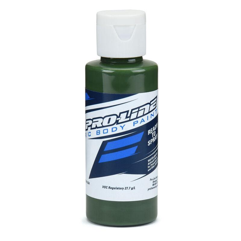 Pro-Line RC Body Paint - Mil Spec Green