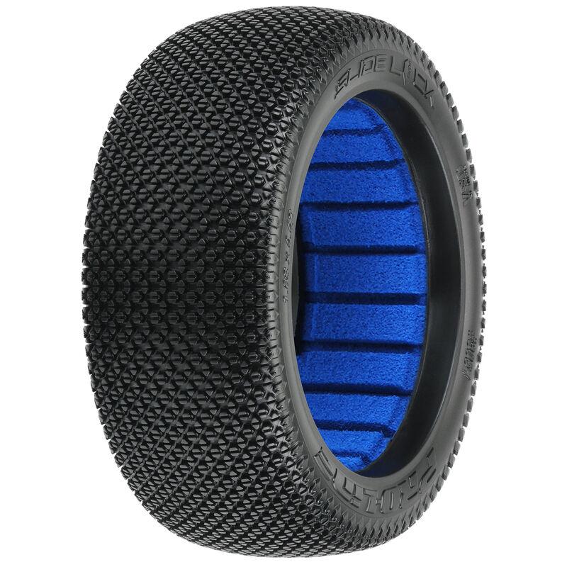 1/8 Slide Lock S3 Front/Rear Off-Road Buggy Tires (2)
