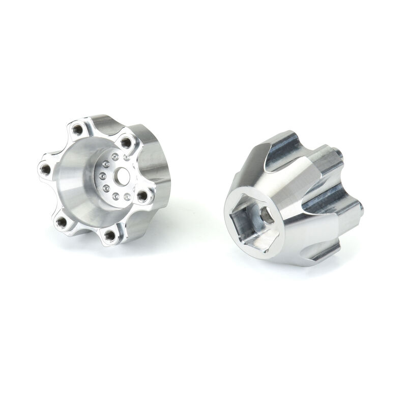1/10 6x30 to 14mm Aluminum Hex Adapters