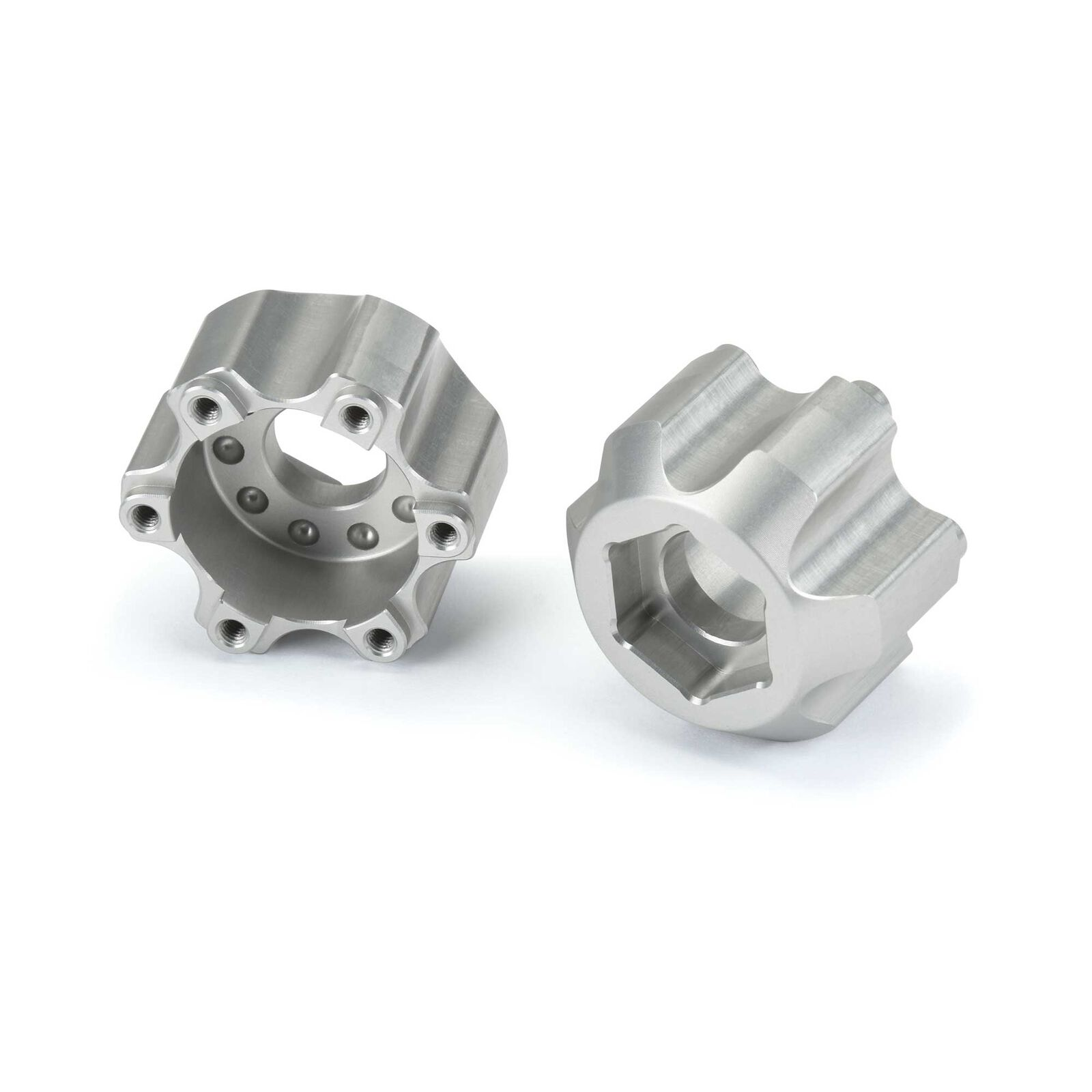 1/10 6x30 to 17mm Aluminum Hex Adapters