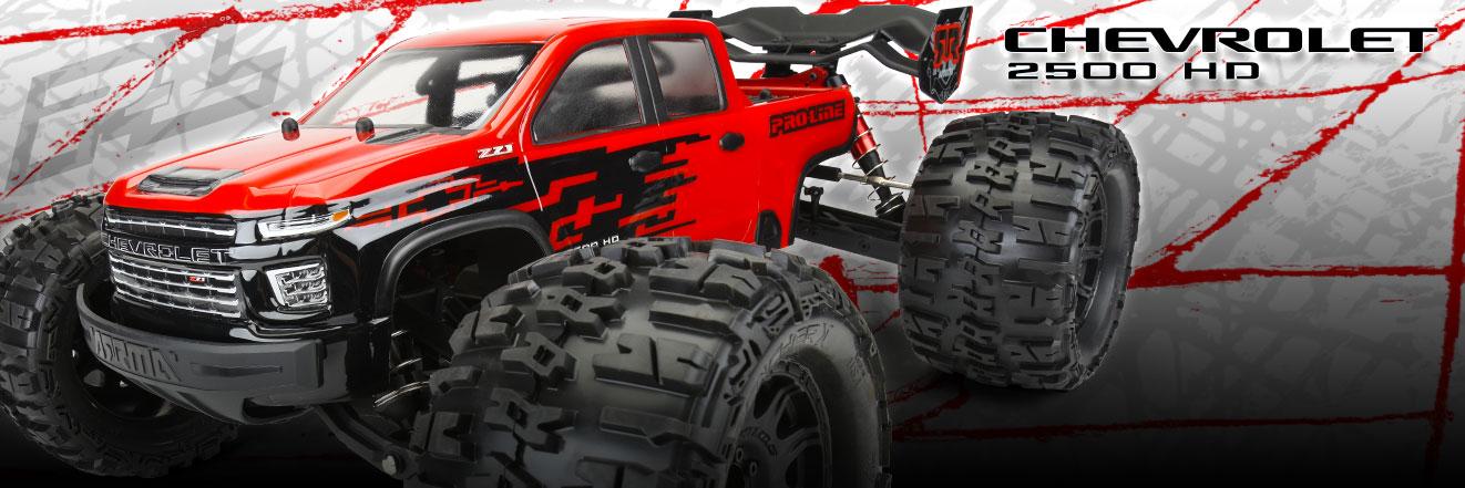 2021 Chevy® Silverado 2500 HD Clear Body
