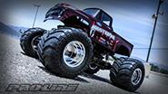 Monster Truck  Wallpaper