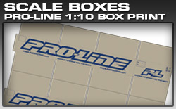 Scale Pro-Line Shipping Boxes